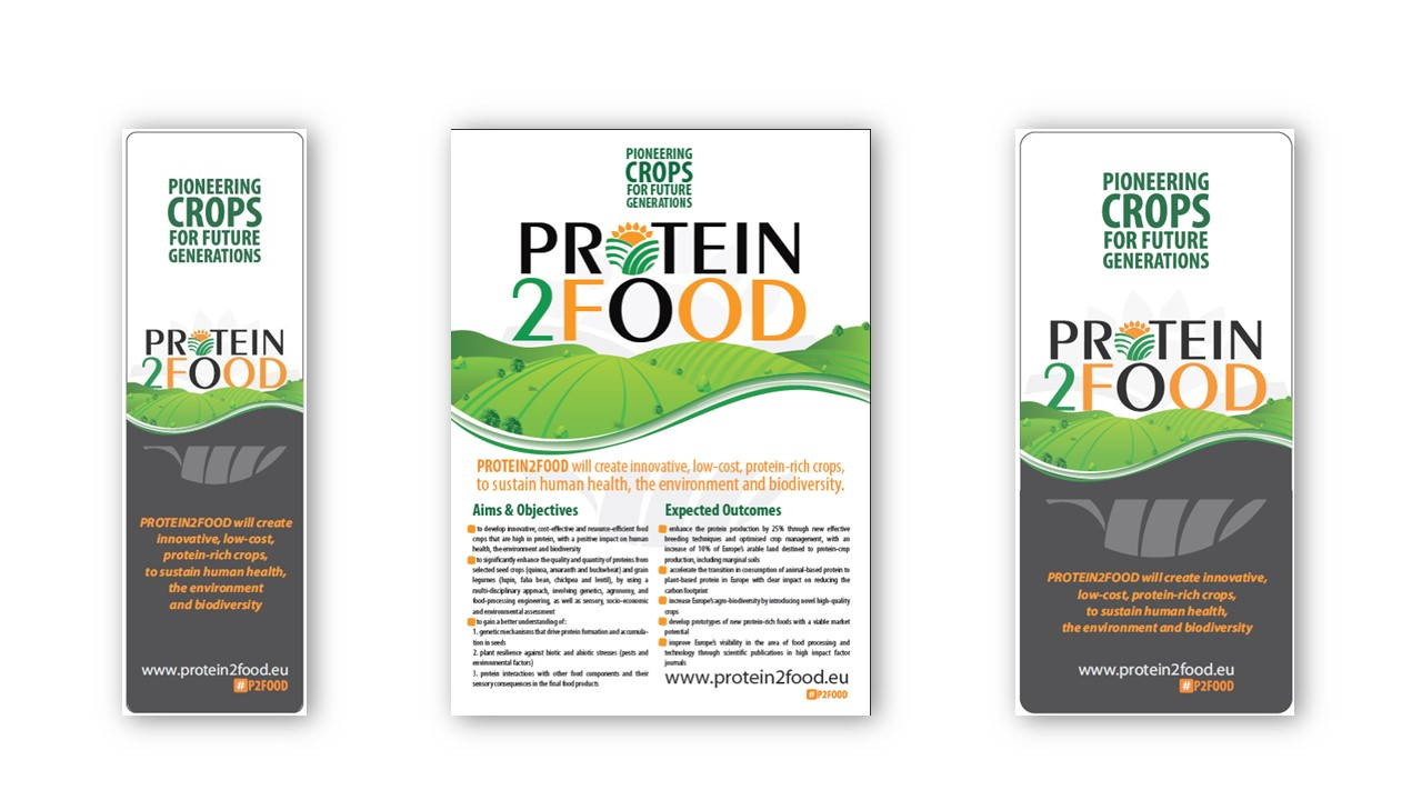 PROTEIN2FOOD Materials
